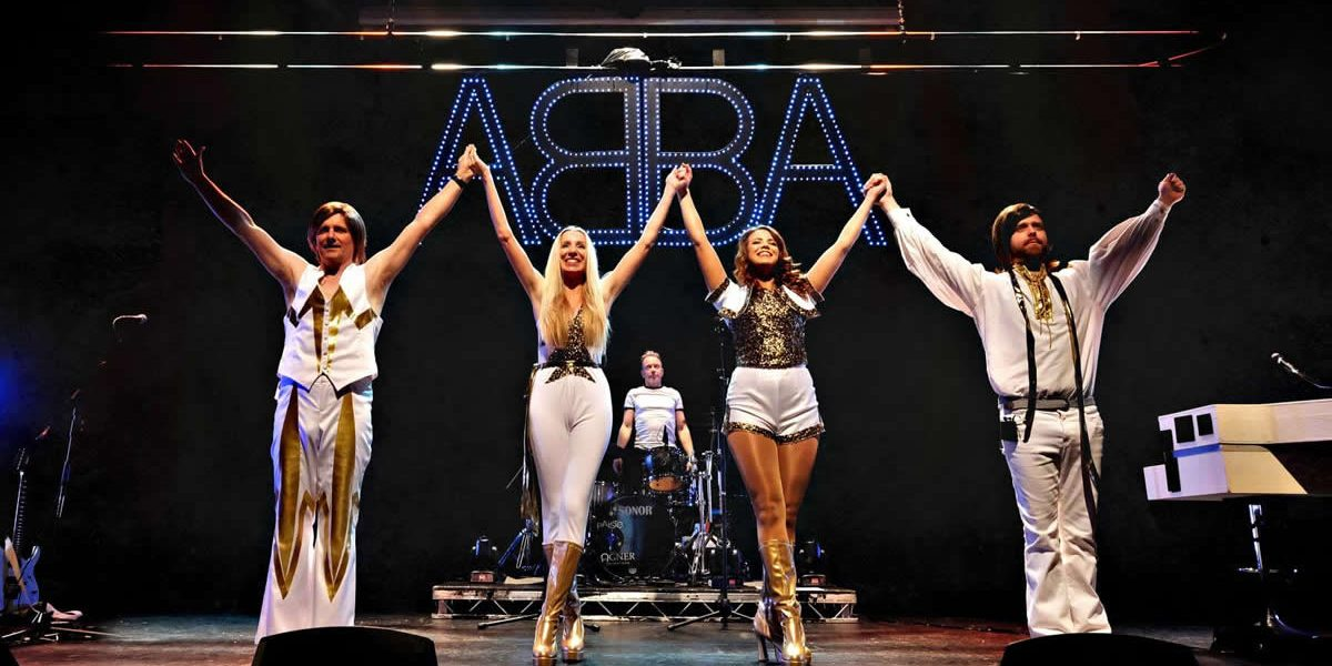 Abba Tribute Band 21st Century Abba Live on Stage